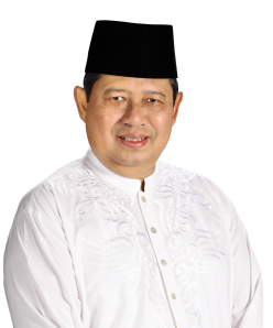 P SBY Baju Koko